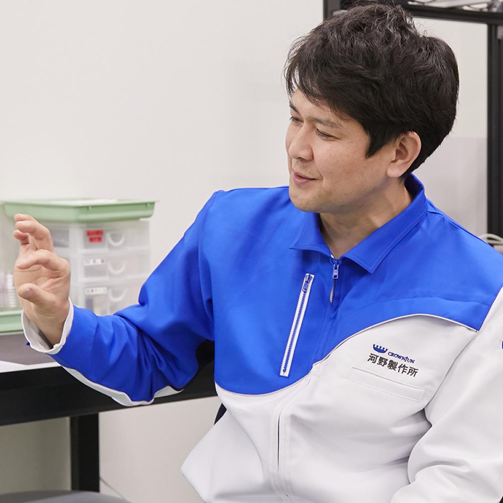 基礎研究 - CROWNJUN (株)河野製作所 医療用縫合糸